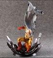 Una Figura Punzón de Saitama Sensei Una Figura de Hombre de Una sola Punch Punch hombre Genos 240 MM PVC Juguetes Para Niños Juguetes Modelo de Muñeca de Juguete regalo