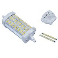 2 X 1 Pcs Lot Led R7s 118mm Led R7s Lamp And Led R7s 78mm LED