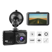 New Car DVR Dash Cam FHD 1080P Car Video Recorder At 30 Fps Built In 6