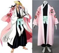 Bleach Kyoraku Shunsui Cosplay Costume