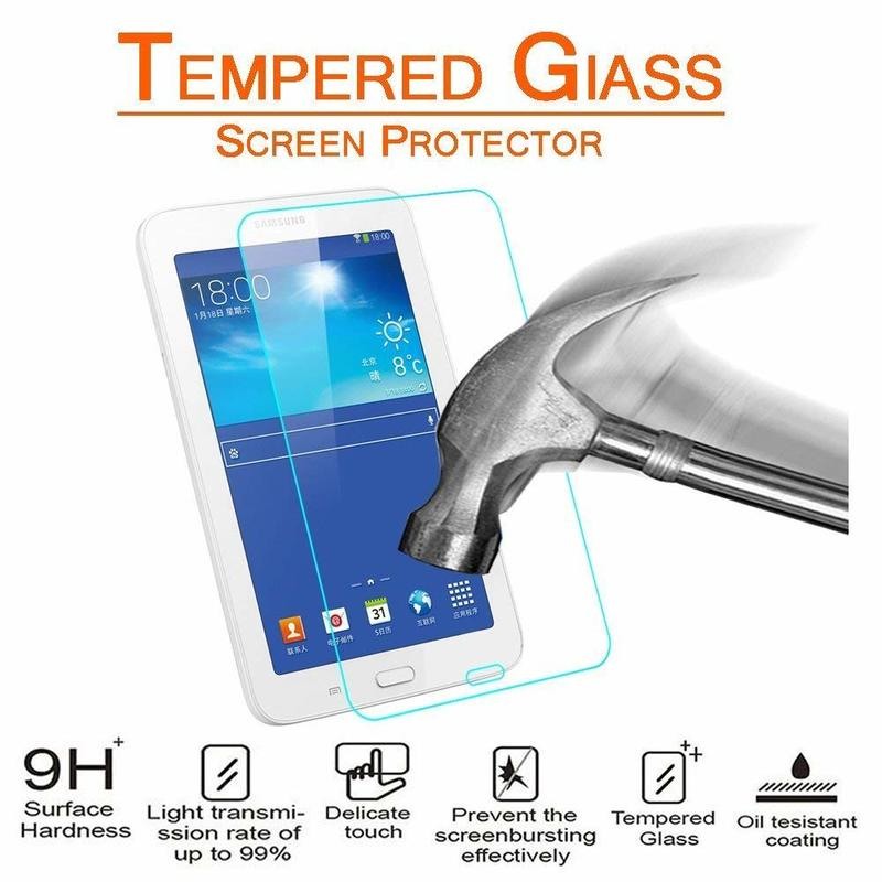 Screen Tempered Glass Protector For Samsung Galaxy Tab 3 Lite 7.0inch SM-T110 T111 T116 T113 T210 T211 P3200 Tablet Screen Glass