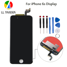LL TRADER Black Grade AAA Pantalla For iPhone6s LCD Display 4.7 inch For iPhone 6s Touch Screen Digitizer Assembly Replacement
