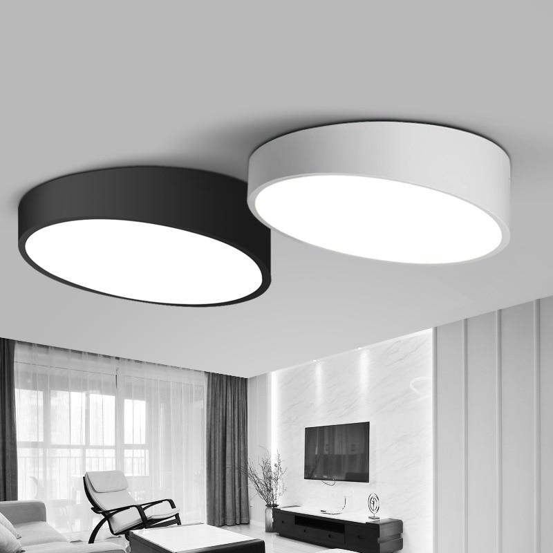 Creative Cylinder Ceiling Light Lamparas De Techo