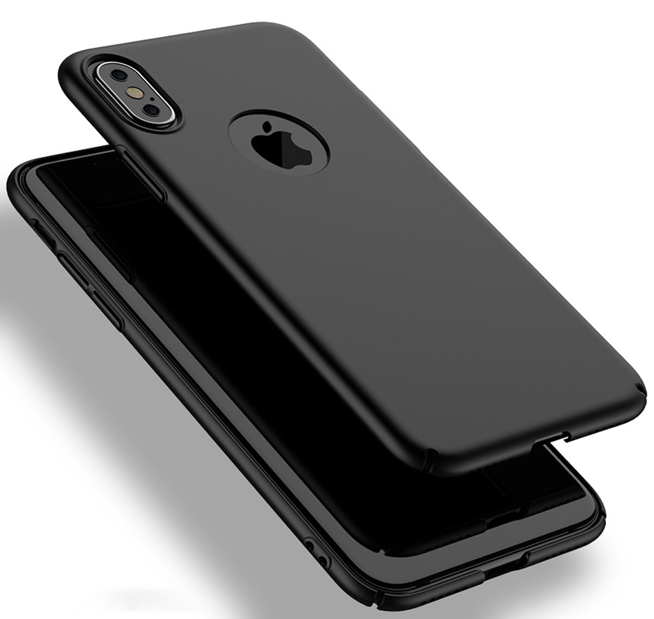 Aiqaa-Ultra-Thin-PC-Hard-Case-For-Iphone-8-Matte-Finished-Anti-Finger-Print-Back-Cover (5)