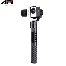 лучшая цена 2017 New 3-Axis Handheld Gimbal Brushless Stabilizer Especially  for Spots Camera Gopro3,Gopro3+,Gopro4,Gopro5 HD xiaoyi   A5