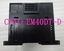 цена на New Original Programmable controller CP1L-EM40DT-D PLC CPU DC input 24 point transistor output 16 point