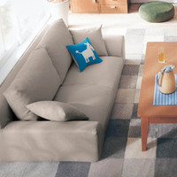 Multifunctional fabric foldable small size living room Corner combination storage sofa bed dual use