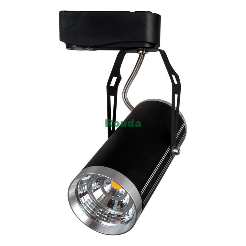 ФОТО led track light 30w used clothing led cob Application Clothing stores/jewelry stores ect chandelier
