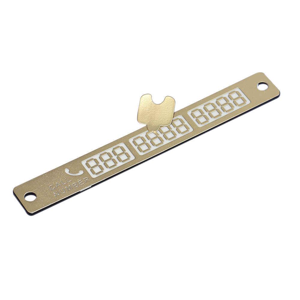 Автомобиль световой временной парковочной карты с присосками и телефонная карточка для Lifan X50 X60 620 320 520 cebrium solano Новый CELLIYA