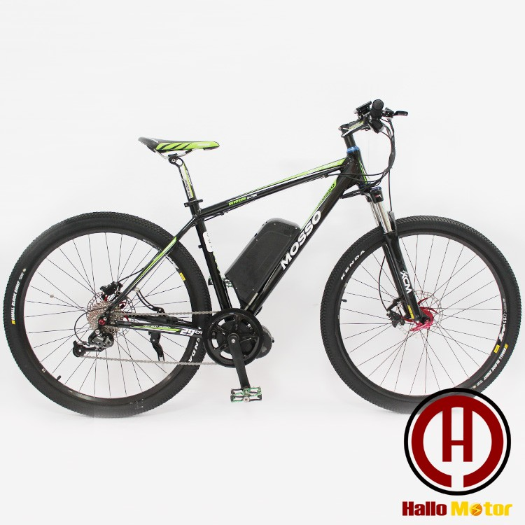 29 inch 26 inch 48 v, 750 w eight fun Mid – Drive Motor eBike electric mountain bike high-power electric bicycle smart