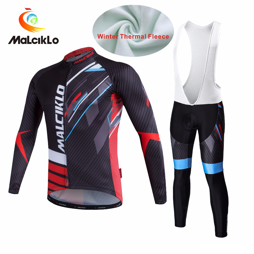 new sport Winter maillot ciclismo Men s Ropa Ciclismo Mujer Invierno Thermal Fleece Long Sleeve Cycling