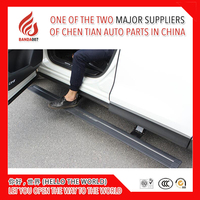 High quality aluminium alloy Automatic scaling Electric pedal side step running board for CX 5 CX5 2015 2016 2017 2018