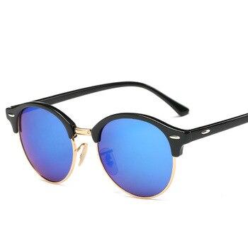 DCM Hot Sunglasses Women Popular Brand Designer Retro Men Summer Style Sun Glasses 13