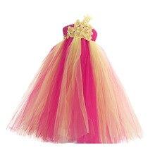 Fluffy One Shoulder Ball Gown Tulle Flower Girl Dresses Summer Clothes for Girl 9 Years Wedding Flower Girl Dress Tutu Vestido цены