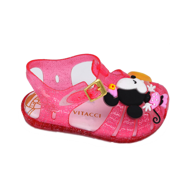 Summer Baby Mickey Minnie Mouse Sandales pour enfants AT3EwG931