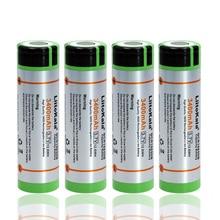 4PCS New Liitokala 18650 3.7V 3400mAh NCR18650B Lthium Battery Electronic cigarette Power Tool Battery Suitable for flashlight