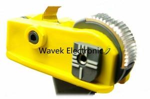 Image 4 - KMS K Optical Fiber Tool Optical Cable Sheath Slitter Longitudinal Cable Jacket Slitter KMS K Cable stripper FREE SHIPPING