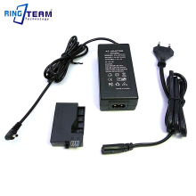 цена на ACK-E8 ACKE8 ACK E8 Digital Camera AC Power Adapter Kit for Canon EOS Rebel T2i T3i T4i T5i 550D 600D 650D 700D Kiss X4 X5 X6