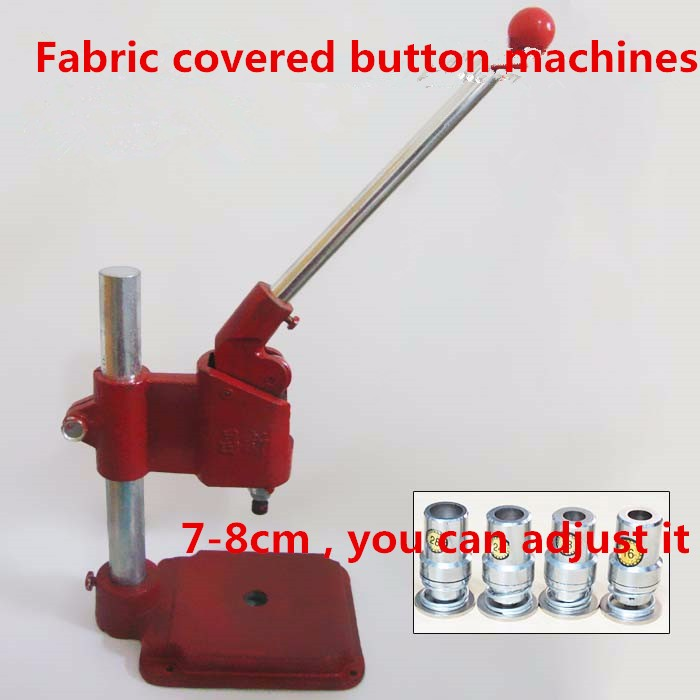 Self cover dome buttons mould tool die for professional button making machine