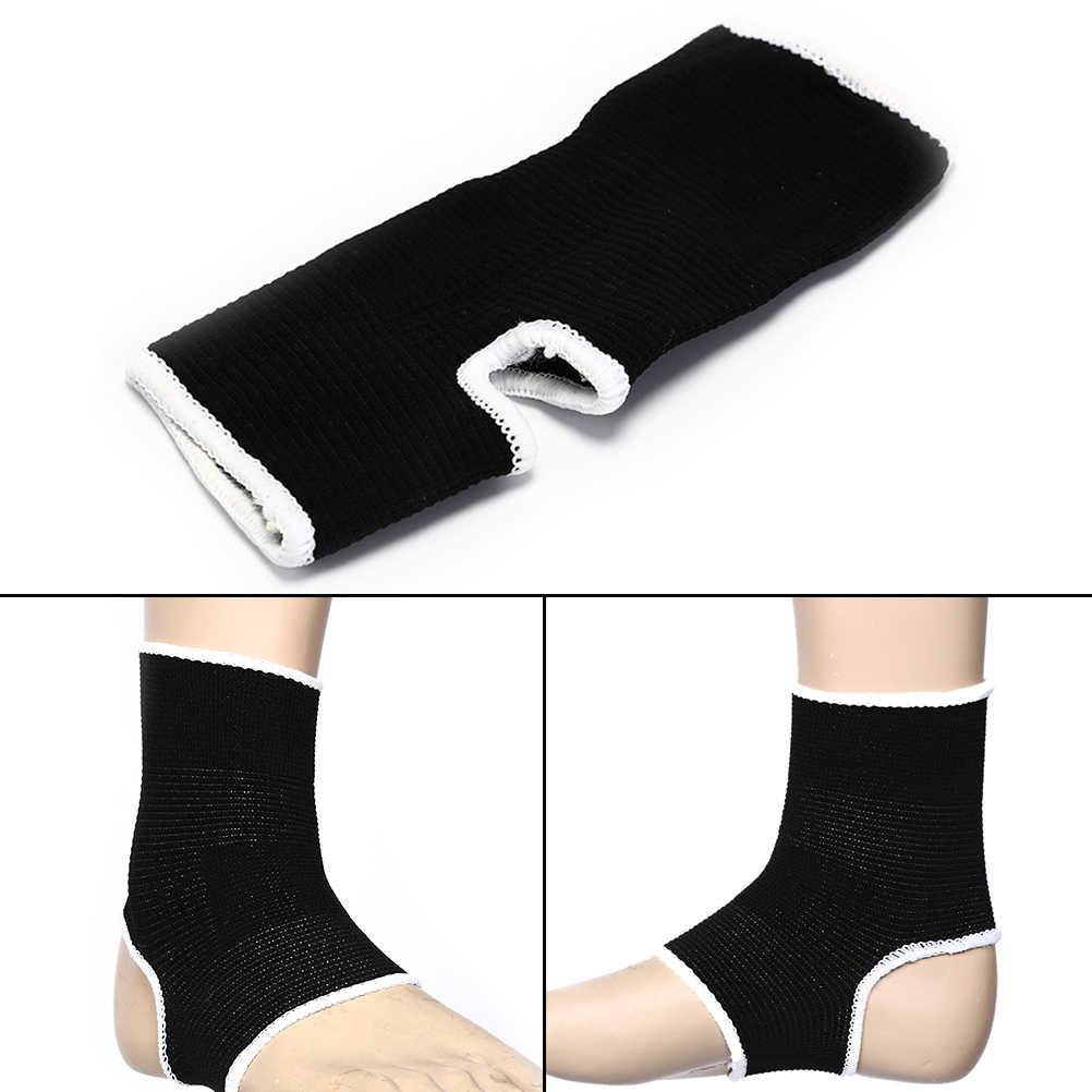 1 adet ayak bileği ayak desteği kollu kazak şal elastik çorap sıkıştırma Wrap kol bandaj Brace destek koruma ağrı kesici