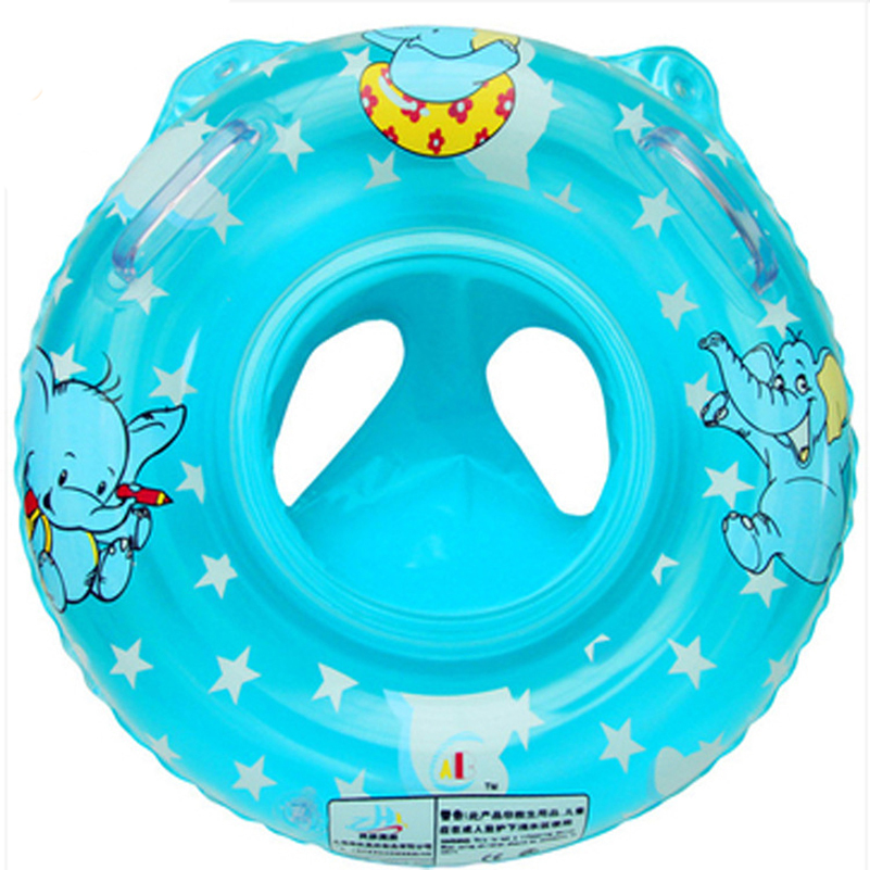 YUYU New Baby Inflatable Pool Float Seat Float Swimming Ring cute Seat Swimming Float Swan Baby Water Fun Pool Toy for baby Kids