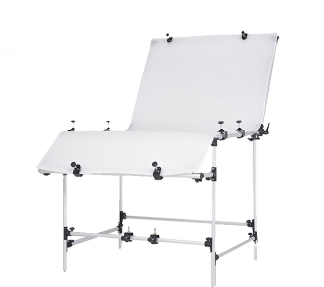 Tabletop shooting photo studio accessories 100cm x 200cm Photography Studio Photo Shooting Table camera desk