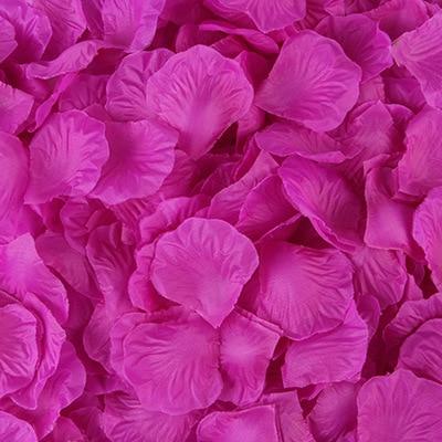 2000pcs/lot Wedding Party Accessories Artificial Flower Rose Petal Fake Petals Marriage Decoration For Valentine supplies 10