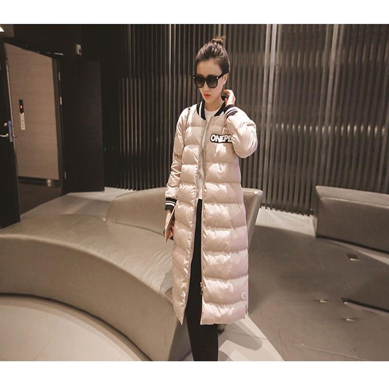 2016 jacket women winter coat womens clothing Medium-Long Cotton Padded slim warm Jacket coat High Quality