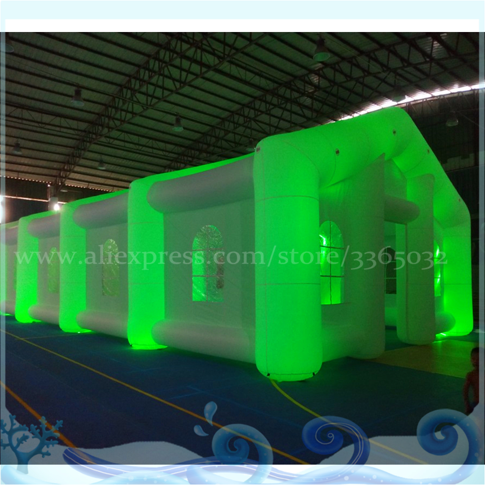 inflatable booth tent19
