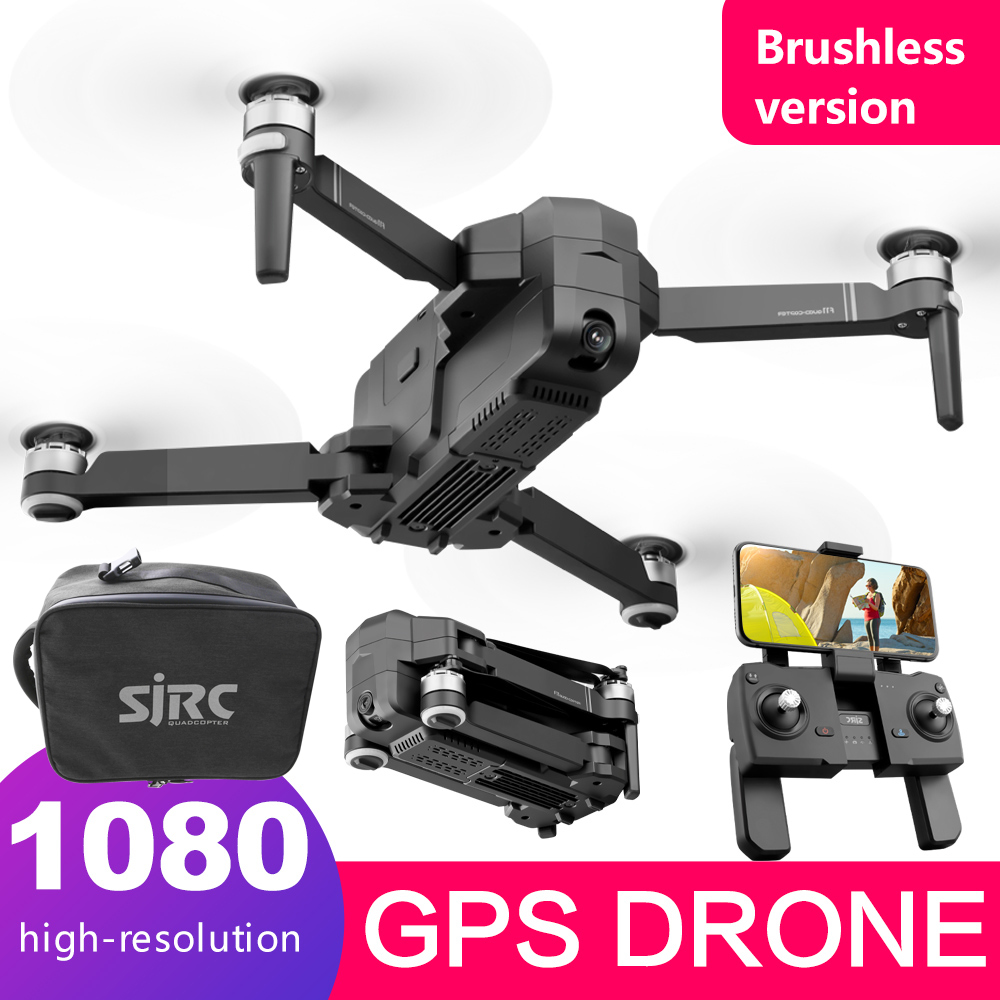 SMRC Gps Drones Helicopter Camera Race F11 Follow Profissional With HD 4K Me-X-Pro Racing