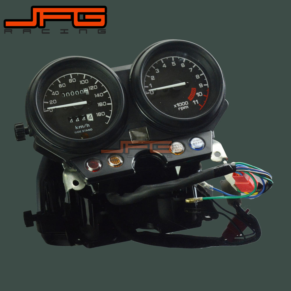 Tachometer Speedometer Speedo Meter Gauge For HONDA CB750 CB 750 1993-1995 1993 1994 1995 Motorcycle player 24 utah jazz 1994 1995 champion game worn
