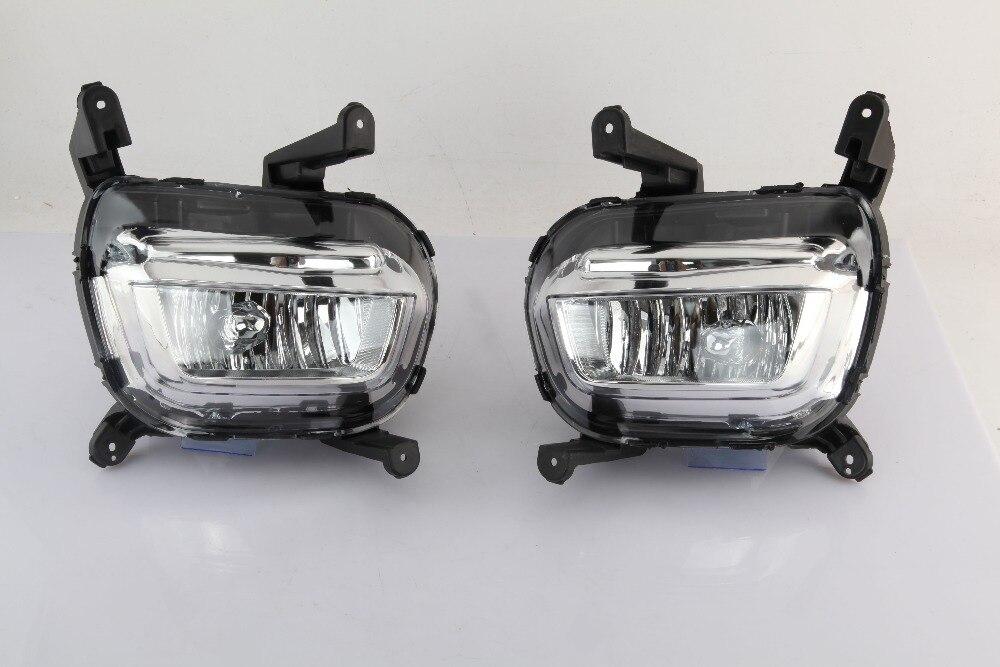Osmrk lampă de ceață de cea mai bună calitate pentru KIA K2 Kia - Faruri auto