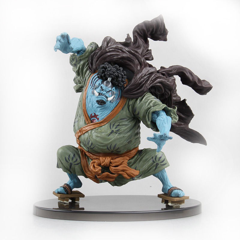 Duel Jinbe Action Figures,15CM Figure Collectible Toys,Action Figure Collectible Brinquedos Kids Model Toys Gift the garage kit resin kit of weeping angels doctor who action figure gift toys mini figures