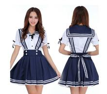 Sunshine Cosplay Costume Japanese Anime Girl Sailor School Uniform Clothes Maid