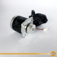 ACT MOTOR new hot !! 1PC 4 Lead 19Kgcm 1.8Degre 76mm CNC NEMA 23 Stepper Motor 23HS8430D8P1 5 270OZ IN,SHAFT 8MM