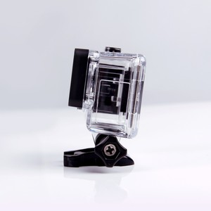 Image 5 - מקורי מתחת למים מקרה עבור G3 Git3 GITUP Git2 Git2P 90 תואר צלילה 30M עמיד למים דיור קיצוני קסדת מיני פעולה מצלמת
