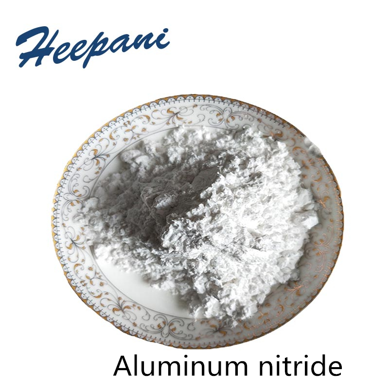 Free Shipping Aluminum Nitride Powder Thermal Insulation Resistance To Corrosion AlN Powder With 99.9% Purity