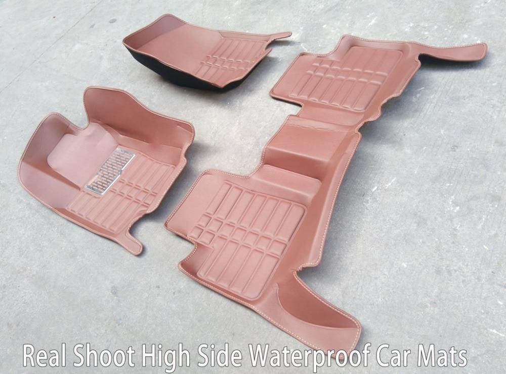 SUNNY FOX Car floor mats for Toyota Camry Corolla RAV4 Prius Prado Highlander Sienna zelas 5D car-styling carpet linerSUNNY FOX Car floor mats for Toyota Camry Corolla RAV4 Prius Prado Highlander Sienna zelas 5D car-styling carpet liner