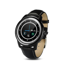 Smart Uhr Runde Wasserdichte Smartwatch Fitness Tracker Fernbedienung Bluetooth Watch Phone Sync Benachrichtigt Für iPhone Android