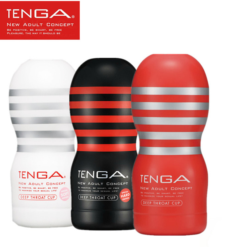TENGA Japanese Realistic Sex Cup Pussy Oral 3D Deep Throat Artificial Vagina Male Masturbator Oral Sex Toys Products for Men tenga reusable vacuum cup vc regular male masturbator cup sex toys for men artificial vagina sex products