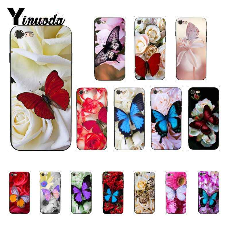 coque papillon iphone xr