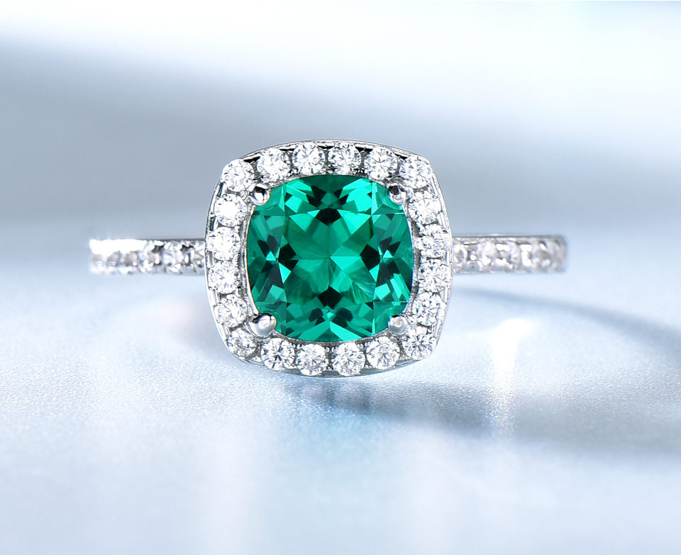 UMCHO-Emerald-925-sterling-silver-rings-for-women-RUJ007E-1-PC_03