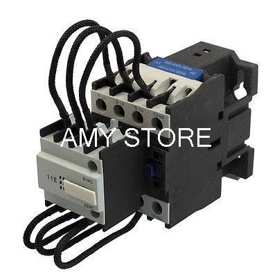 цена на CJ19-32 Ui 500V 380V Coil 32A 3 Pole 1NO Changeover Capacitor AC Contactor