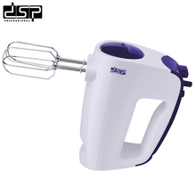 DSP Mini Electric Kitchen Mixer Blender 6 Speeds Hand Mixer For Food Blender Universal Food Processor 250W