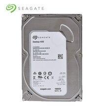 Seagate – disque dur interne HDD SATA de 1 to, avec Cache de 64 mo (ST1000DM003), 3.5 pouces, 7200 RPM, pour ordinateur de bureau