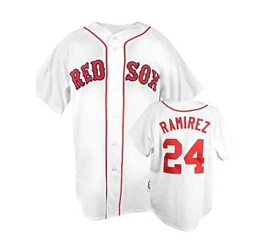 2015 Boston Red Sox Jerseys Men s 24 Manny Ramirez Jersey 5 Nomar  Garciaparra 49 Tim Wakefield Cheap Baseball Jersey Retro Shirt-in Baseball  Jerseys from ... adc5cbaee63