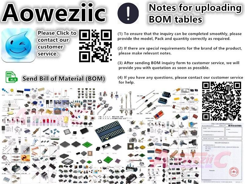 Composants électroniques professionnels Aoweziic BOM service de modèle de table de nomenclature à guichet unique (veuillez vous renseigner sur le prix du modèle, l'achat)