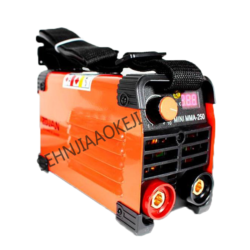 Soudeuse manuelle de mini inverseur de noyau de cuivre de ménage de machine de soudure de 3800 W avec la protection de surcharge 3.2mm longue soudure AC220V