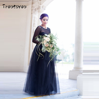 Sale Custom Made 7 Layers 39 Long Wedding Skirts Princess Tutu Tulle Skirt Prom Ball Gown