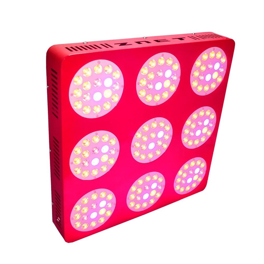 Znet9 LED Grow Light,600W HPS Replacement,Full Spectrum